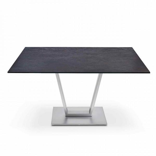 Ronald Schmitt – Esstisch Bonito P 4400 E   Tischplatte Keramik, Festvariante