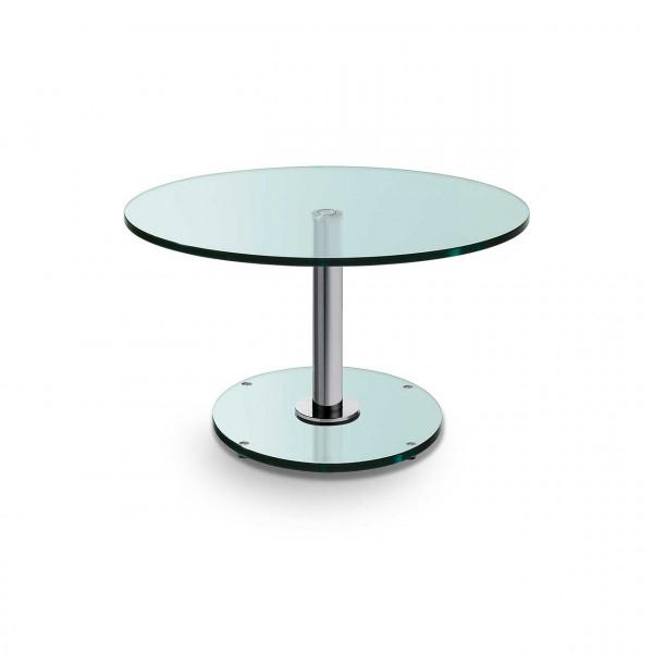Ronald Schmitt – System Triplex Klassiker – Tischplatte rund – Höhenverstellbar P432/P430/P431